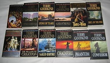 Terry Goodkind's sword of truth series complete Set ( Volume 1-11 +Debt of Bones)