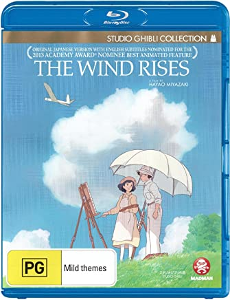 Wind Rises (Blu-ray), The (Blu-ray)