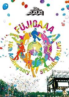 小さくてコンパクト 富士急ハイランドAAA10周年記念SPECIALアウトドアライブ(DVD2枚セット)