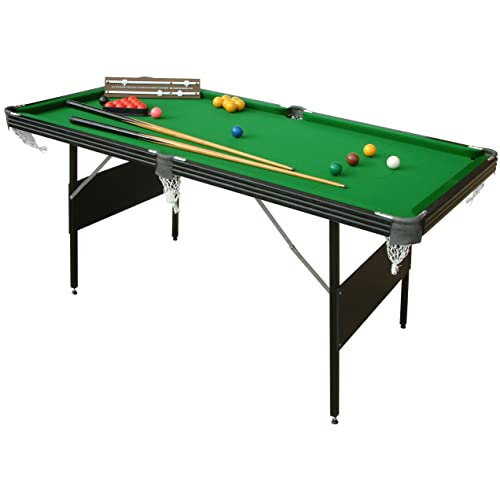 Prime 6Ft Snooker Tables Amazon Co Uk Download Free Architecture Designs Embacsunscenecom