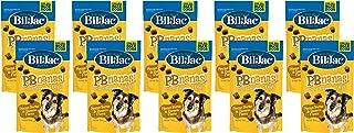 (10 Pack) Bil-Jac PB-Nanas Dog Treats, 4 Ounces each