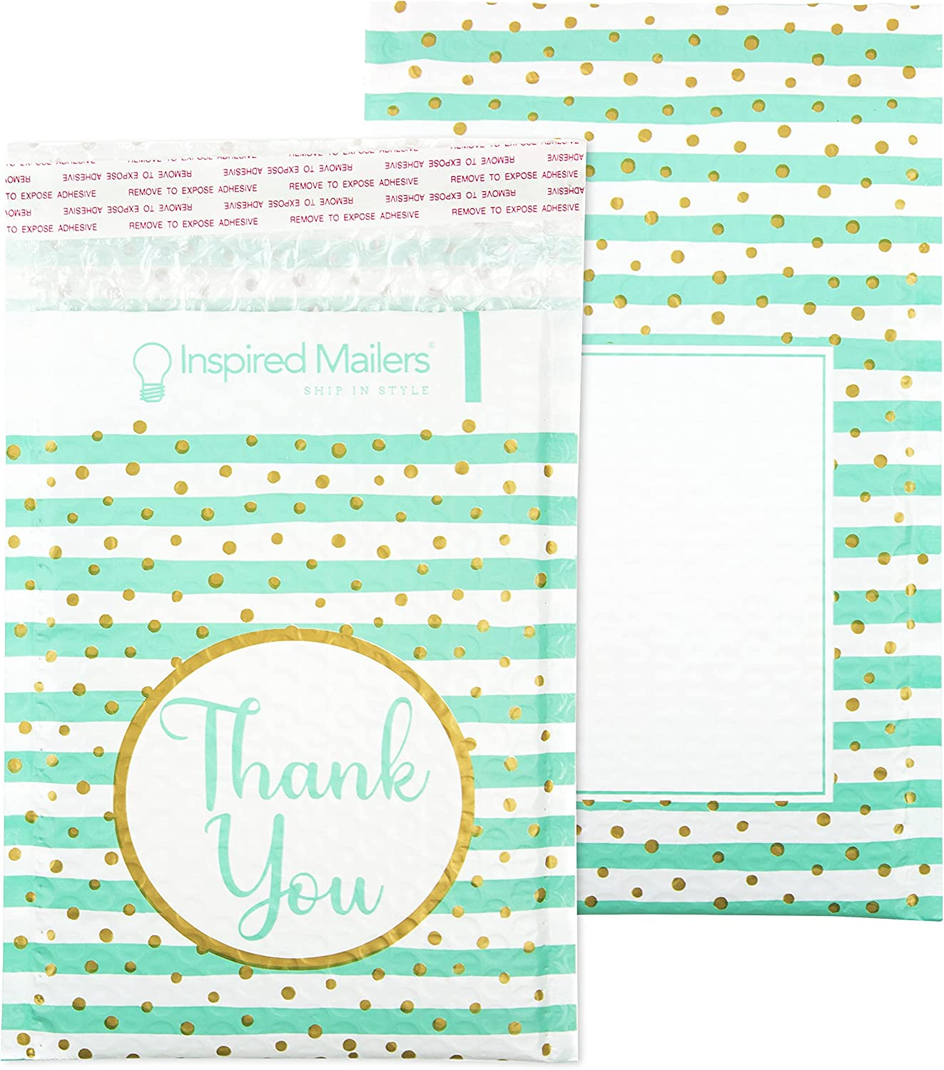 Bubble Mailers 6x9