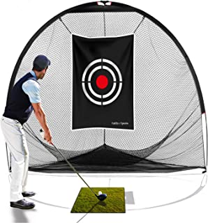 Best golf practice netting material Reviews