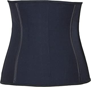 Thermal Corset Natural Latex Free Size 6 rows staplers - Black