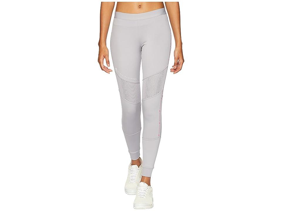adidas by Stella McCartney Performance Essentials Tights CG0897 (Pearl Grey) Women