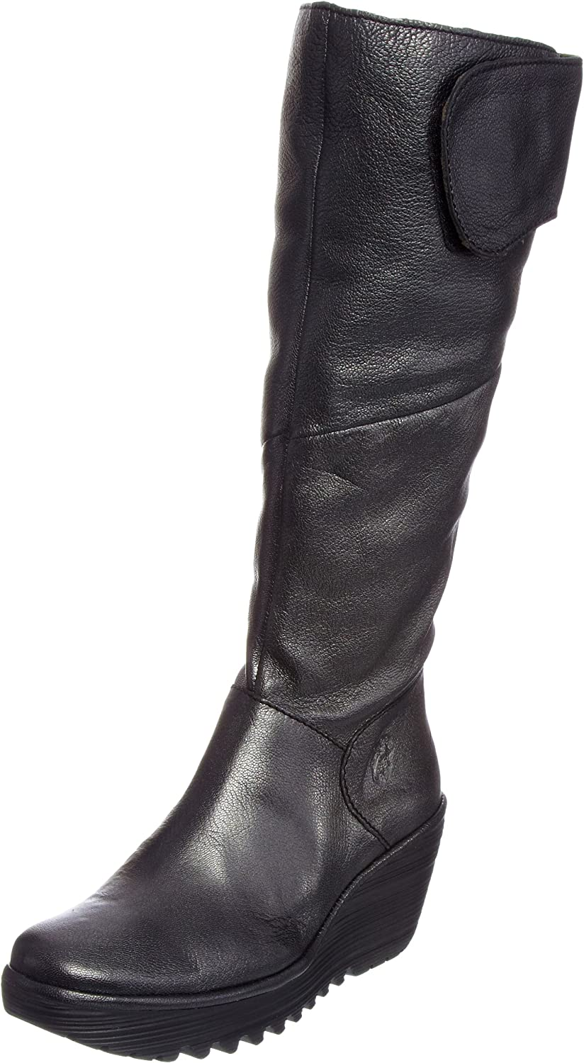 Fly London Women's Yule Wedge Boot