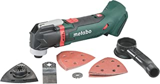 Metabo MT18LTX 18V Li-ion Cordless Multi Tool With MetaLoc Case - Body Only