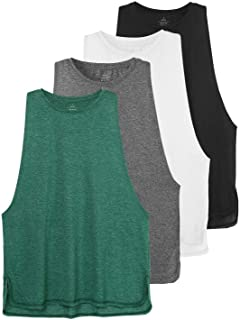 Cosy Pyro Workout Tank Tops for Women Lightweight Running...