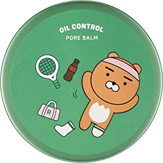 The Face Shop Club Ryan Oil Control Pore Balm (The Face Shop X Kakao Friends), 17 g
