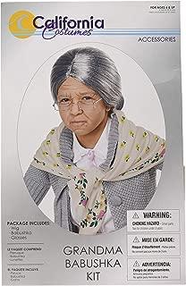 Grandma Bubushka Child Costume Kit