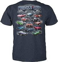 Superb Selection Muscle Car Heaven T-Shirt