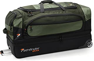 luggage duffel bags with wheels