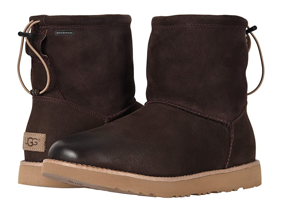 UGG Classic Toggle Waterproof (Stout) Men