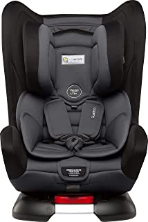 InfaSecure Quattro Astra Convertible Car Seat for 0 to 4 Years, Grey