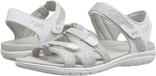 White/Summer Grey