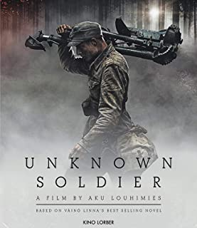 Unknown Soldier (2017) [Blu-ray]