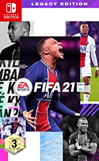 FIFA 21 (Nintendo Switch) - UAE NMC Version