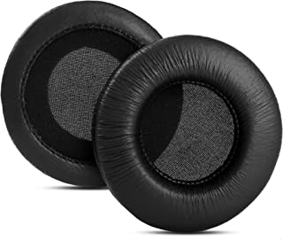 1 Pair Ear Pads Cushions Covers Replacement Earpads Foam Pillow for PDP Afterglow AG 9 Wireless Headset Headphone