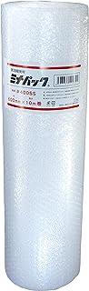 【 日本製 】 酒井化学 #400SS 600mm×10m 緩衝材 ロール ミナパック 紙管なし < 個包装 >【 高品質ポリエチレン製 エアキャップ 】
