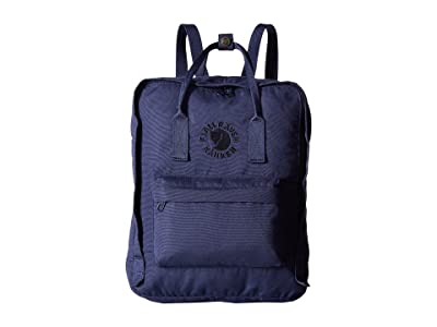 Fjallraven Re-Kanken (Midnight Blue) Bags