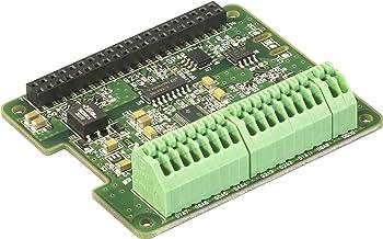 ラトックシステム Raspberry Pi SPI 絶縁型アナログ入力ボード 端子台モデル RPi-GP40T