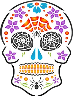 Best day of the dead painting ideas Reviews