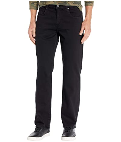 7 For All Mankind Austyn Relaxed Straight (Luxe Performance Annex Black) Men
