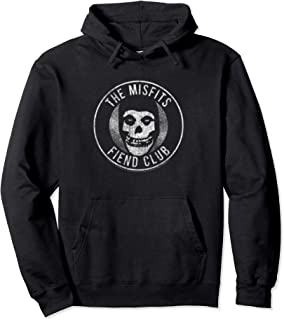 Misfits Fiend Club Faded Pullover Hoodie