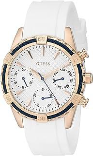 GUESS Factory Women's WhiteTone Sport Watch, NS