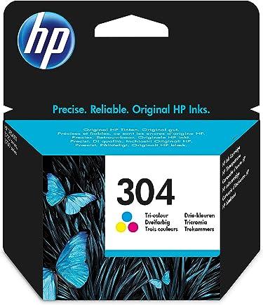HP N9K05AE (304) Mürekkep Kartuş 100 Sayfa, Üç Renkli