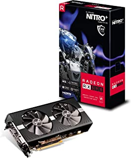 SAPPHIRE NITRO+ RADEON RX 590 8G GDDR5 OC (UEFI) グラフィックスボード VD6916 SA-RX590-8GD5N+OC