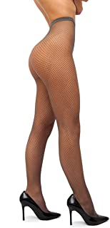 Best grey fishnet tights Reviews