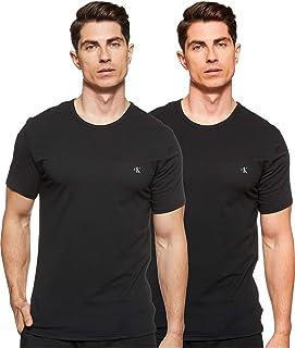 Calvin Klein Men's Pyjama Top (Pack of 2)