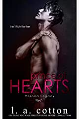 Prince of Hearts: Nicco and Ari Duet #1 (Verona Legacy) Kindle Edition