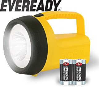 Eveready LED Floating Lantern Flashlight, Battery Powered LED Lanterns for Hurricane Supplies, Survival Kits, Camping Acce...
