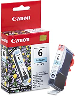 Canon Cyan Ink Tank Photo MPN: 4709A003