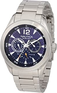 Nautica Men's N17601G Classic Coin/NCS 650 Watch