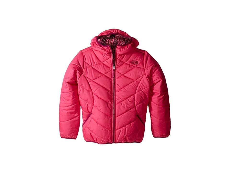 The North Face Kids Reversible Perrito Jacket (Little Kids/Big Kids) (Cabaret Pink (Prior Season)) Girl