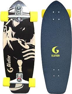 Glutier Surfskate Mafia Gansta White 31 monopatin ...