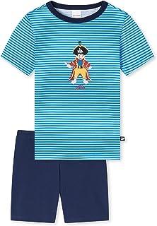 Schiesser Capt´n Sharky Jungen Schlafanzug kurz jongens Pyjamaset
