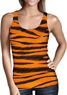Rainbow Rules Tigger Stripes Winnie The Pooh Inspired Women Tank Top
