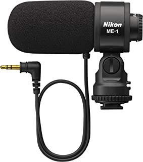 NIKON Acc MISC Stereo Microphone ME-1