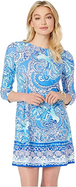 Coastal Blue Legga Sea Engineered Dress