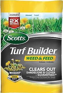 Scotts Turf Builder Weed & Feed Fertilizer