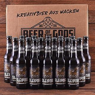 Wacken Brauerei Sleipnir - Pack de cervezas caseras - 18