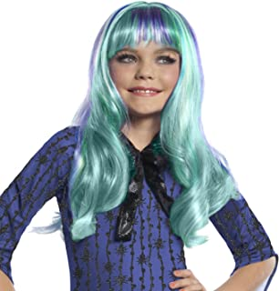 Rubies Monster High Twyla Kids Wig