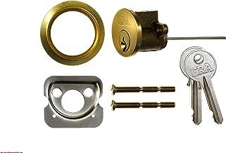 ERA 863-31 Rim Cylinder - Brass
