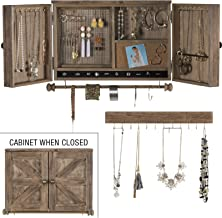 necklace wall cabinet