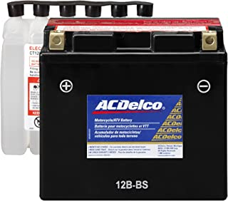 ACDelco ATX12BBS Specialty AGM Powersports JIS 12B-BS Battery