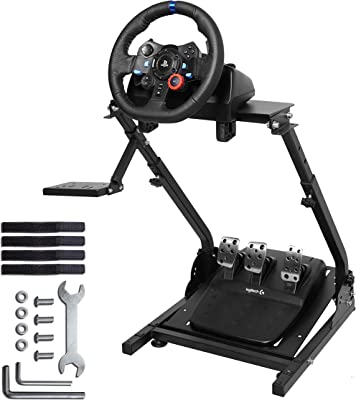 Marada G920 Racing Wheel Stand for G27,G25, G29 and G920 Gaming Racing Simulator